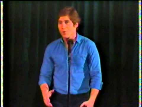 Mike Binder  Comedy Store 11th Anniversary August 1983