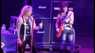 Steel Panther - Just Like Tiger Woods (Live)