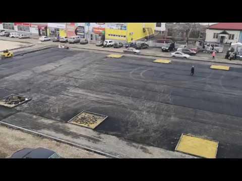Площадь Гагарина меняется на глазах
