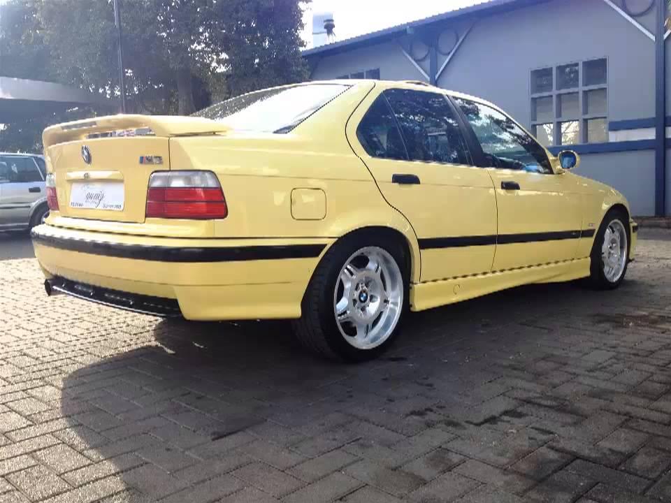 Stock 10074 Bmw M3 Dakar Yellow Youtube