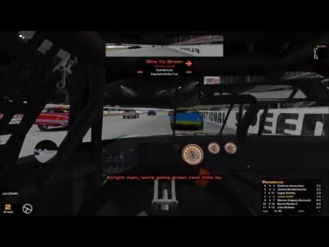 iRacing: Nice Clean race for Rookie License Promotion! (Rookie Street Stock @USA Raceway)