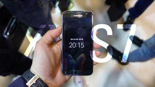 Обзор Galaxy S7