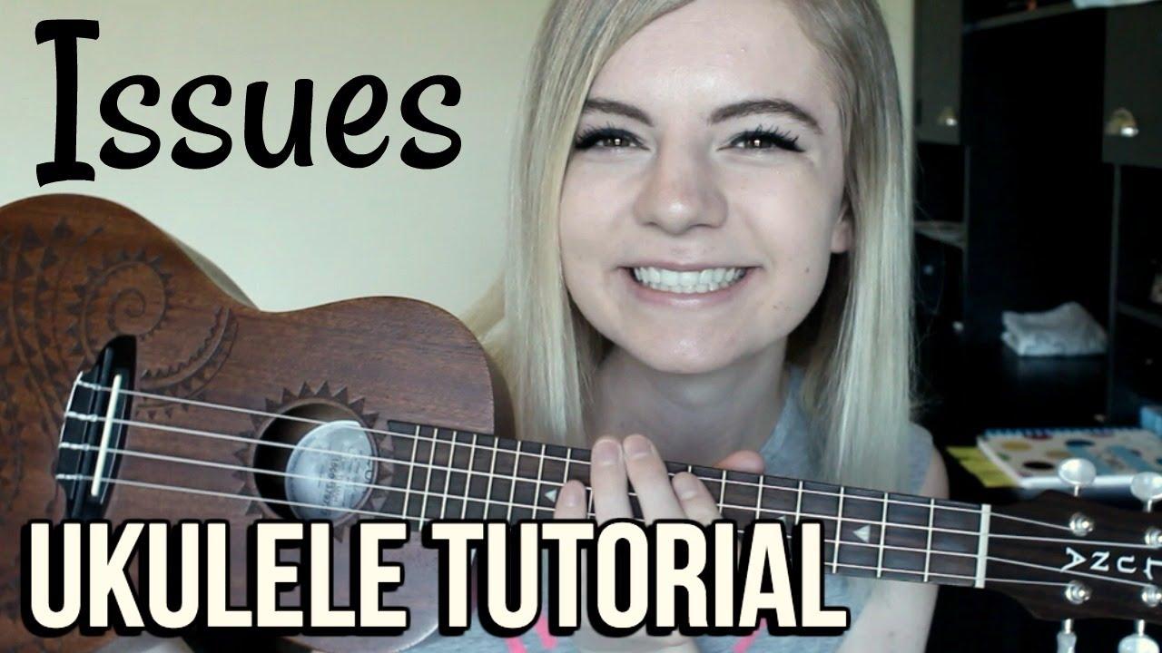 Issues julia michaels easy ukulele tutorial youtube issues julia michaels easy ukulele tutorial hexwebz Gallery