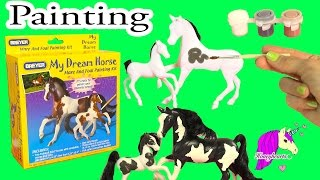 Breyer Diy Mare And Foal My Dream Horse Painting Craft Kit   Honeyheartsc Mp3