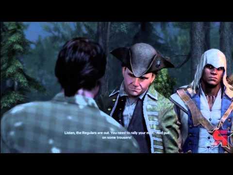 Assassin's Creed 3 - Samuel Prescott