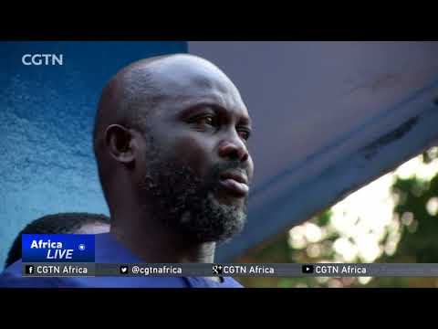 Liberia Elections Ex-footballer Weah wins run-off to become Liberia's president