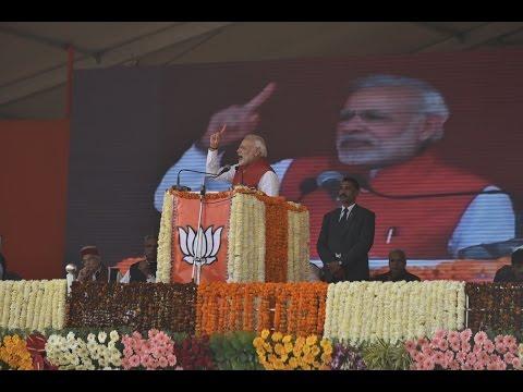 PM Shri Narendra Modi's speech at Parivartan Rally in Kanpur, Uttar Pradesh : 19.12.2016