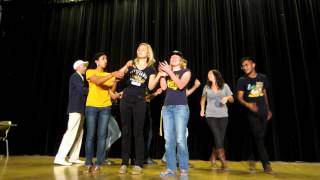 """Cal Jazz Choir """"Chili Con Carne"""" - Welcome Back Fall 2012"""
