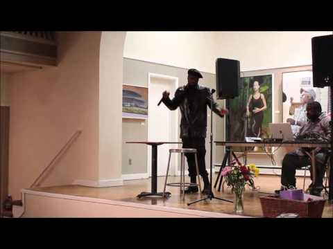 Yaktown Poets Revue: Motown Style Karaoke Contestant: Derrick Brent