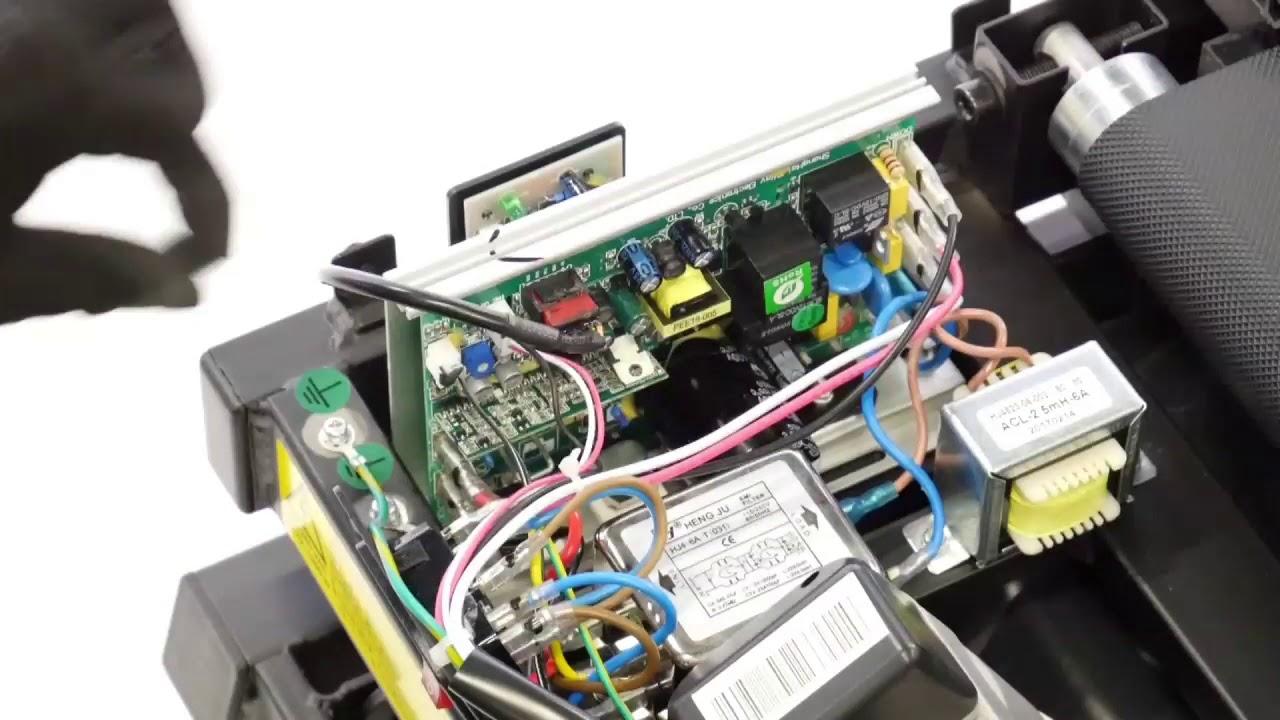 comment changer le capteur de vitesse sur les tapis de course t500a et t520a