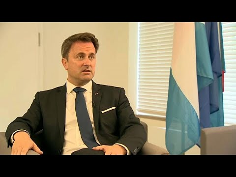 Euronews:Luxembourg PM Xavier Bettel says European elections 'a wake up call
