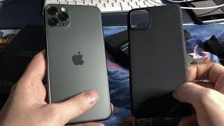 САМЫЙ ТОНКИЙ ЧЕХОЛ В МИРЕ - PITAKA iPhone Air Case - Видео от iBlog
