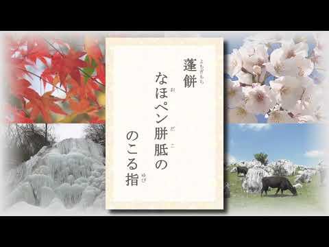 テレビ愛媛「きょうの俳句」「蓬餅なほペン胼胝ののこる指」奈良文夫作 ...