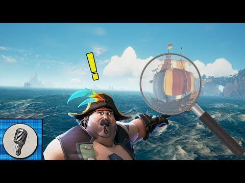 Surprise Boat Inspection - Sea of Thieves