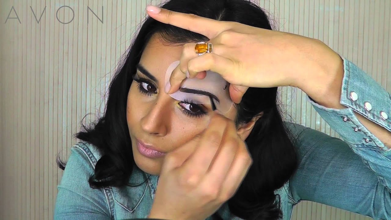 How To Achieve The Perfect Eyebrow Shape Youtube