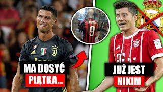 Cristiano Ronaldo ma dosyć Piątka ... Lewy jest już nikim w oczach Pereza | FOOTBALL NEWS