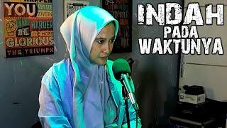 Indah Pada Waktunya - Dewi Perssik Cover By Ellen Desiliane