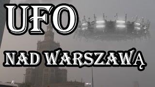 UFO NADWARSZAWĄ!!! Przełomowy kontakt zOBCYMI!! | Strasznie Ciekawe