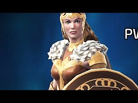 Hippolyta Unleashed, Gameplay #76 | DC Legends