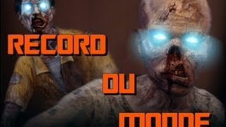 [RECORD DU MONDE] Black Ops 2 Zombie Gameplay : Coop sur Ville | par Jyglox