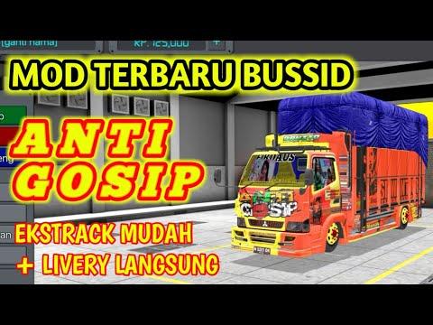 CARA DOWNLOAD MOD BUSSID TRUK CANTER ANTI GOSIP SANGAT MUDAH - BUS SIMULATOR INDONESIA