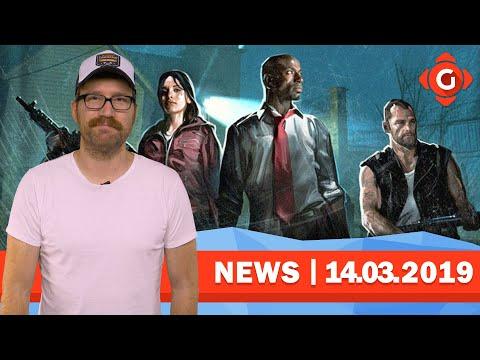 Neues Spiel der Left-4-Dead-Macher: Back 4 Blood! Battlefield V neues zum Firestorm-Modus | GW-NEWS thumbnail