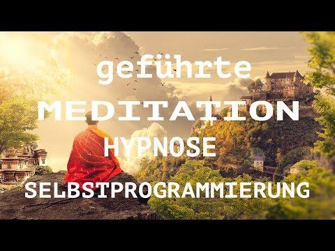 geführte Meditation nach Dr. Joseph Murphy - positive Affirmationen - Selbstprogrammierung