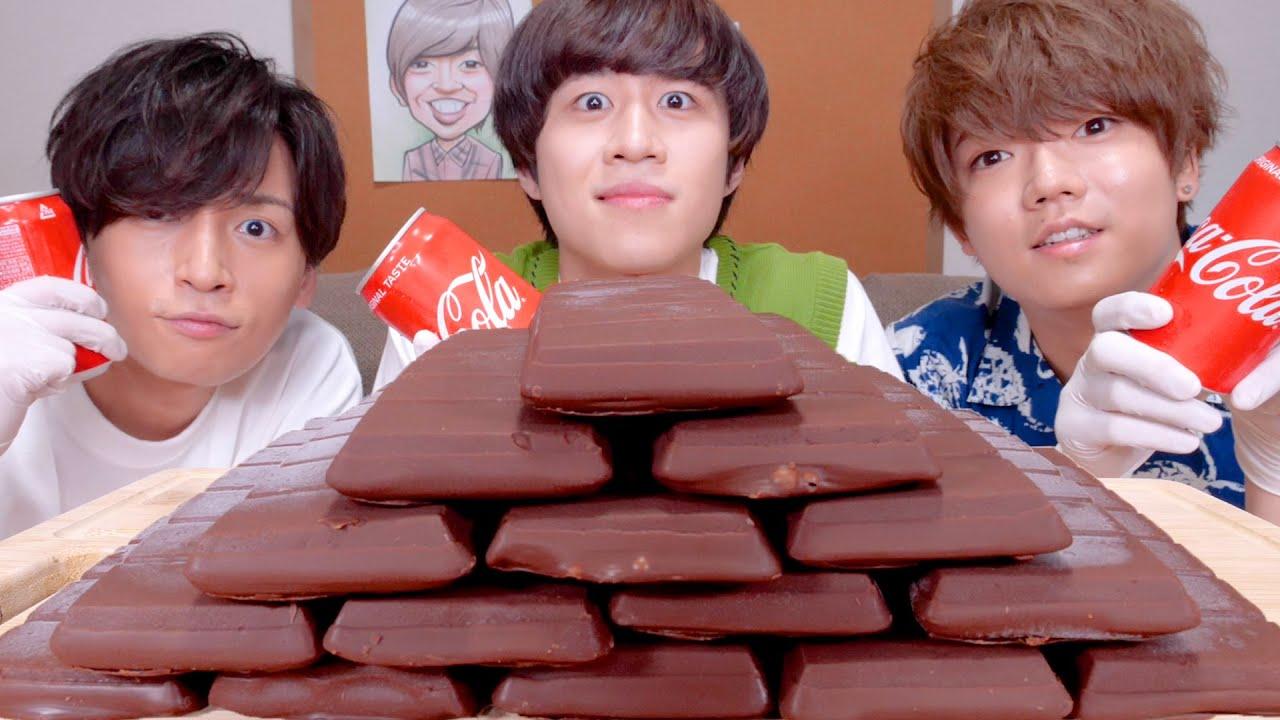 【幸せ】夏が来たからカノックスターと板チョコアイス食べまくったら楽しすぎたwwwww