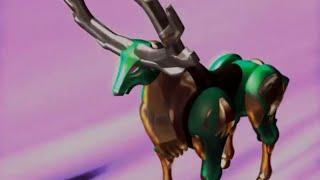 Power Ranger Fuerza Salvaje | Deer Zord