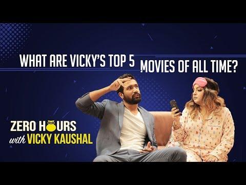 Vicky Kaushal's Favorite Punjabi track, Top 5 Movies & more   Zero Hours   Midnight Misadventures Mp3