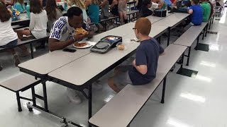 <b>Travis Rudolph's</b> Heartwarming Lunch With Bo