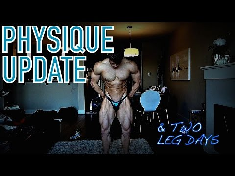 Physique Update 7 Weeks Out & 2 LEG DAYS | Road to the Pro Stage Vlog 16