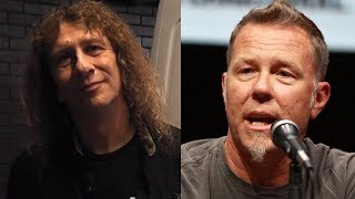 """Anvil Frontman Slams Metallica For """"Whining And Complaining"""""""