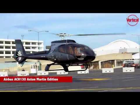Airbus Ach130 Aston Martin Edition Walkaround Youtube