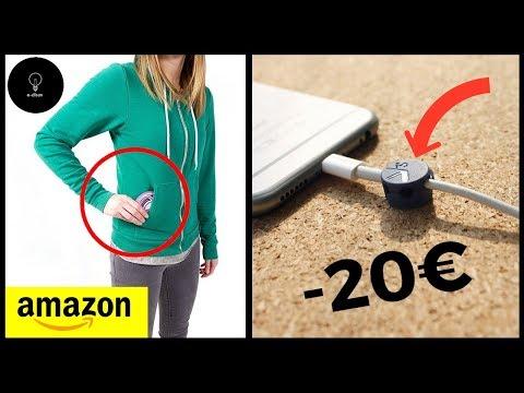 15 INCROYABLES GADGETS QUI COÛTENT MOINS DE 20€ SUR AMAZON