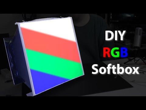 DIY RGB Softbox