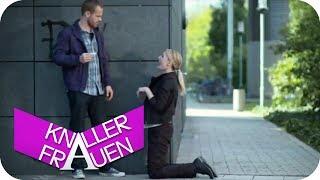 Flirt Fail: Wenn Machos Frauen hinterherpfeifen