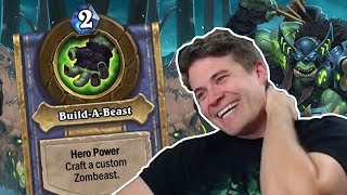 (Hearthstone) The Build-A-Beast Workshop