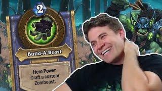 (Hearthstone) The Build-A-Beast Workshop
