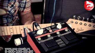 Гитарный процессор VOX Lil