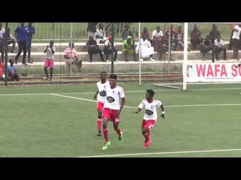 Full Match   Wafa SC  vs Wa All Stars - Ghana Premier League 2015/2016