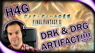 Final Fantasy XI in 2017 - DRK and DRG Artifact Armor!