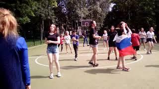 """Танец """"Физрук"""" (клубничка со сливками отдыхает)"""