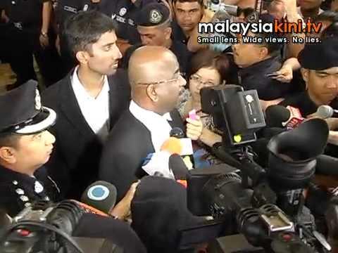 Judge orders Anwar to enter defence