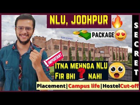 NLUJ | NLU Jodhpur Honest Review |National Law University Jodhpur |NLU Jodhpur Campus #collegereview