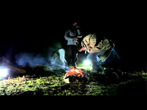 Ночь в лесу / A Night In The Woods (2011, Великобритания, ужасы)