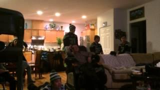 Seattle Seahawks vs New England Patriots Superbowl 49 Seahawks Fan Reaction