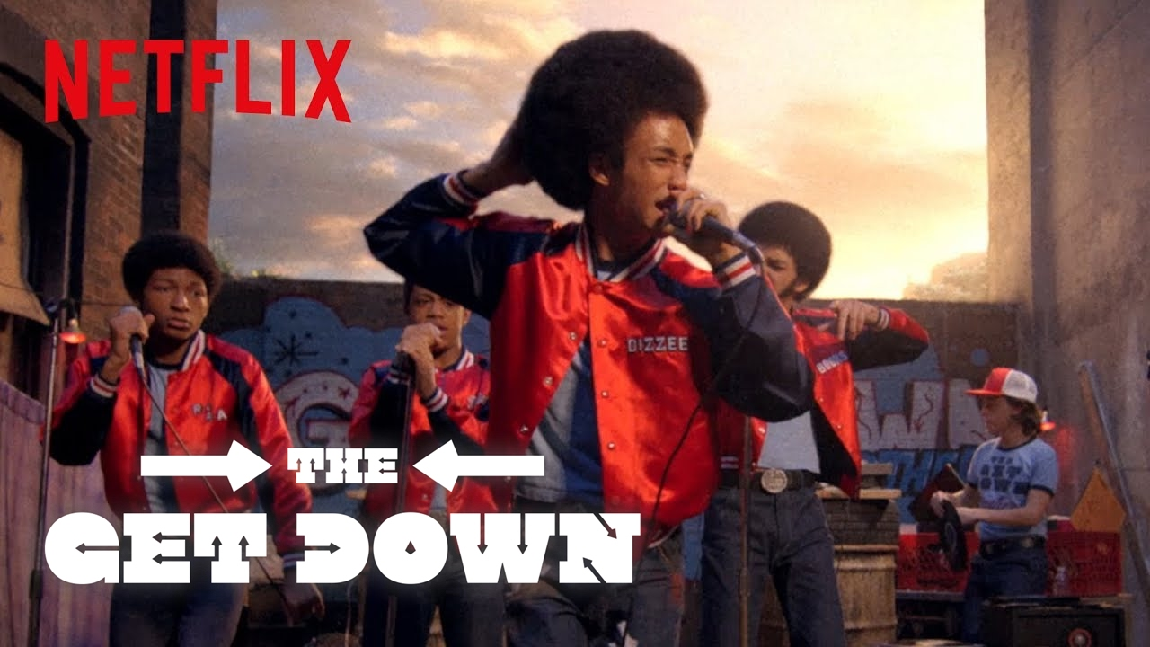 The Get Down Featurette Dance Netflix Youtube
