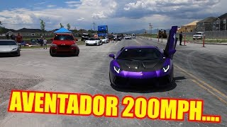Download Testing the TOP SPEED of my Lamborghini Aventador! Mp3 and Videos