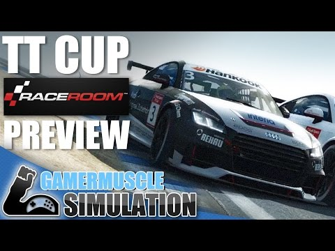 Audi TT Sport Cup First impressions - Race Room Racing Experience